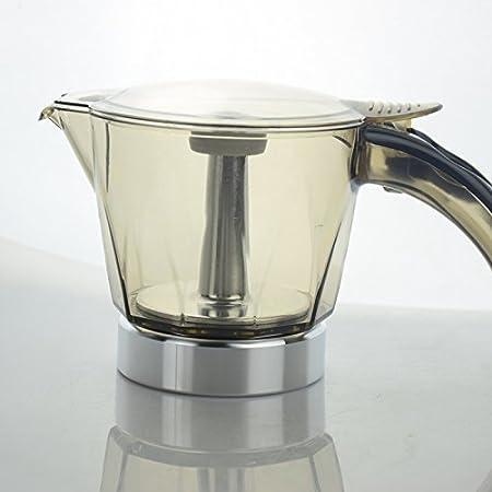 Amazon.com: Funnytoday365 220V 50Hz Espresso Coffee Pots ...