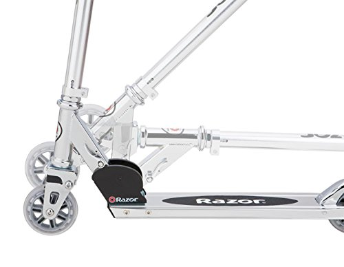 Razor A2 Kick Scooter (Clear/Black)