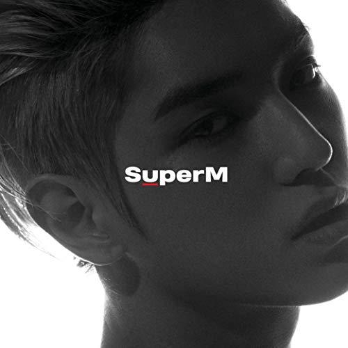 SuperM The 1st Mini Album SuperM [TAEYONG Ver.]