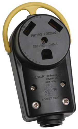 Arcon 1820630-amp alimentación de generador de repuesto receptáculo