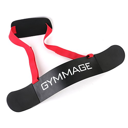 GYMMAGE Arm Blaster Biceps and Triceps Isolator Bomber Curl, Perfect Builder for Muscle Arms,Body Building,Home Gym Exercise Support by GYMMAGE