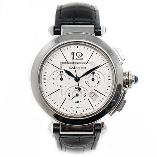 - Cartier Pasha Automatic-self-Wind Male Watch 2860 (Certified Pre-Owned)