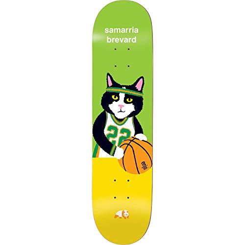 (Enjoi Skateboards Samarria Brevard Pussy Magnet II Skateboard Deck Resin-7-8.12