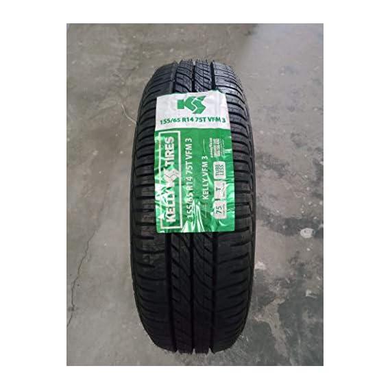 Goodyear 155/65 R14 Kelly VFM 3 75T Tubeless Car Tyre