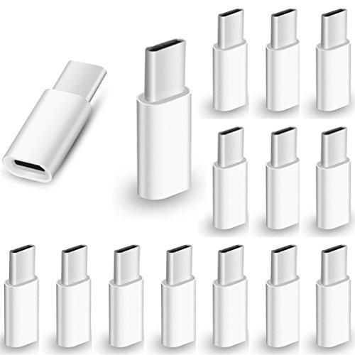 5pcs USB 3.1 Type-C Male to USB 3.0 A Female Adapter OTG - 1