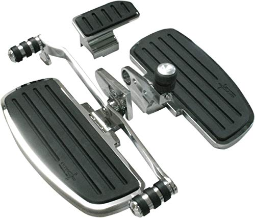 Rivco Premium Billet Driver Floorboards with Shifter Peg GL18020