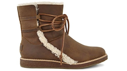 UGG Womens Luisa Shearling Boot Chocolate 5gyqNusoCU