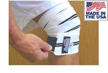 Schiek Heavy Wraps Velcro Closure