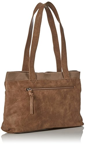 Shoulder Brown Bag Brown 394 Comb Khema Women's Bag Tamaris Shoulder x0ITTg