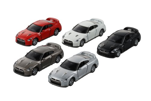 - Number 100 to celebrate NISSAN GT-R collection Tomica Limited (japan import)
