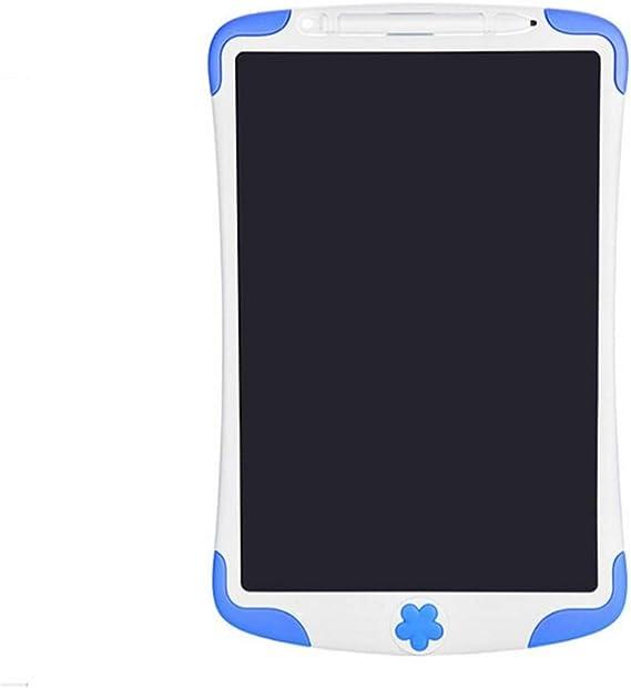 10インチのLCDライティングタブレットカラフルなデジタルEwriter電子ポータブルボード手書き子供の大人のための ペン&タッチ マンガ・イラスト制作用モデル (Color : Blue)