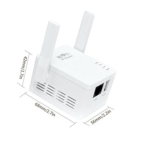LESHP Extender Wireless Repeater Multi function