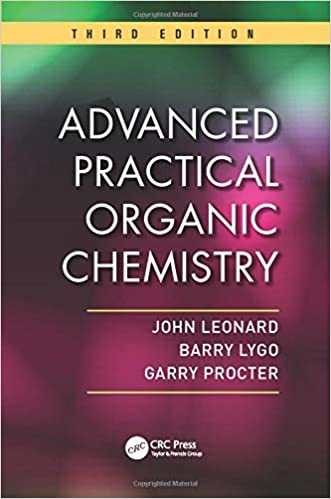 Advanced Practical Organic Chemistry, Third Edition