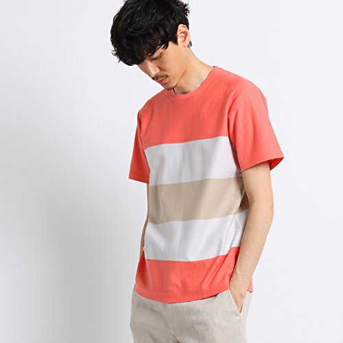 (タケオキクチ) TAKEO KIKUCHI シャドーヘリンボーンパネルTシャツ 07034044