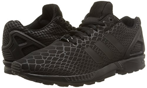 Black Adidas core Flux Homme Schwarz Black super F15 Noir Techfit Yellow core Basket Zx vfR6qv1w