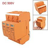 500VDC Solar System Photovoltaic Surge Protector Device