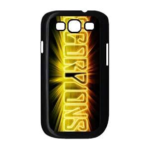 Samsung Galaxy S3 9300 Cell Phone Case Covers Black Scorpions S8X4U