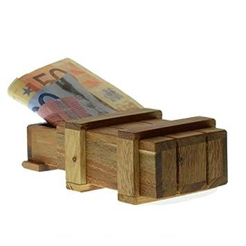 Magische Geschenkverpackung Die Box Fur Geldgeschenke Und