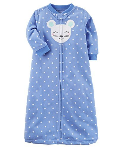 Carter's Baby Girls' Mouse Sleepbag, Mouse, Small / 0-3 Months ()