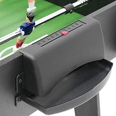 Aqua LEISURE Futbolin Infantil: Amazon.es: Juguetes y juegos