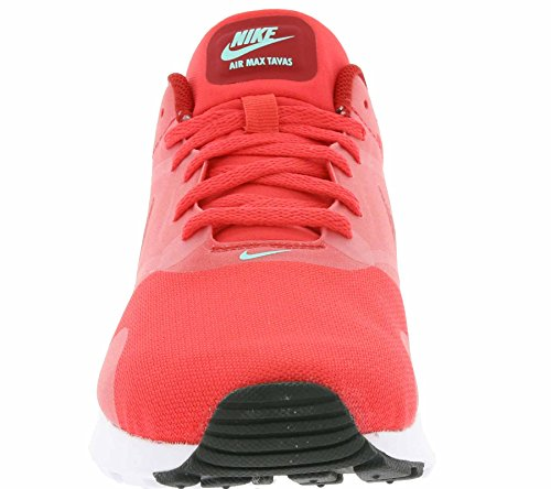 Nike Air Max Tavas, Scarpe da Corsa Uomo Rosso (Action Red/Action Red-gym Red-white)