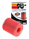 K&N Premium Oil Filter: Designed to Protect your Engine: Fits Select LEXUS/TOYOTA Vehicle Models (See Product Description for Full List of Compatible Vehicles), PS-7023