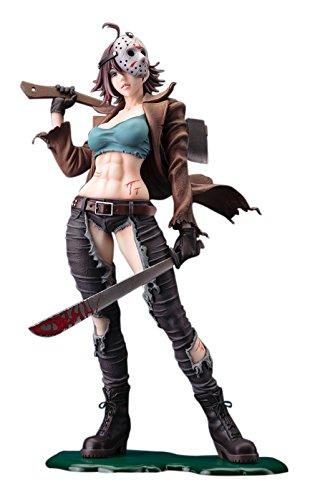 Kotobukiya MK210 Freddy Vs. Jason Voorhees 2Nd Edition Bishoujo Statue -