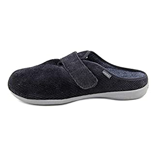 Vionic Glenn Mens corduroy slip on shoes