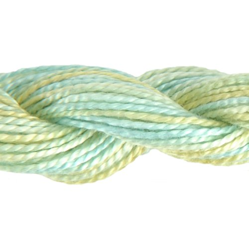 - DMC 415 5-4060 Color Variations Pearl Cotton Thread, Size 5, 27-Yard, Weeping Willow