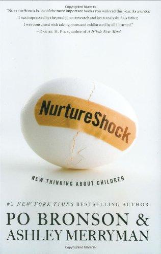 book cover of NurtureShock