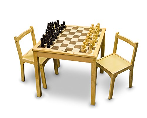Sterling Games Wooden Chair Chess product image