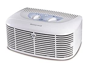 Honeywell pet cleanair compact tabletop air for Office air purifier amazon