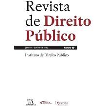 Revista de Direito Público - Ano V, N.º 9 - Janeiro/Junho de 2013