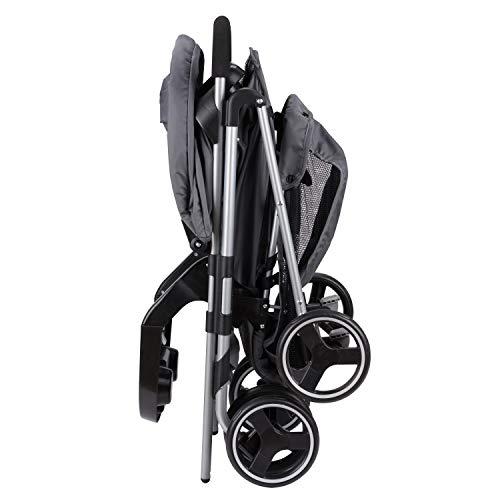 41AI9eHGN4L - Evenflo Vive Travel System With Embrace Infant Car Seat, Spearmint Spree