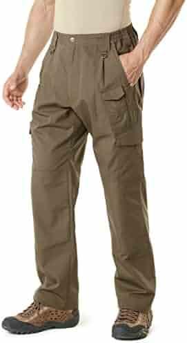 CQR Men's Tactical Pants Lightweight EDC Assault Cargo TLP105