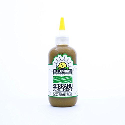 Yellowbird, Serrano Sauce, 9.8 oz