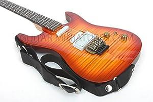 Mark Knopfler dire Straits guitarra en miniatura: Amazon.es ...
