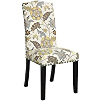 Coaster Home Furnishings 100562 Floral Pattern Side Chair, NULL