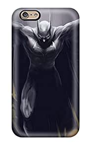 DVCKzvR17144etGdA Batman Tattered Cape Fashion Tpu 6 Case Cover For Iphone