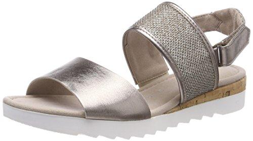 Sport mutaro Para Kork Marrón Comfort Mujer Con Pulsera Gabor Shoes Sandalia 6FngAEw