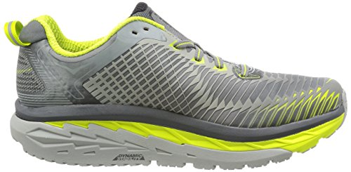 Chaussures De Course Hoka Arahi - Ss17 Cool Gray / Acid