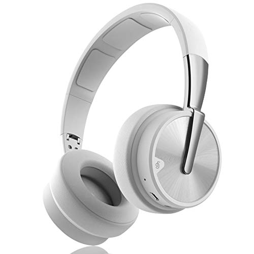 Bluetooth Headphones with Microphone Wireless and Wired Headphones for TV Over The Ear Exercise Headphones Built-in…
