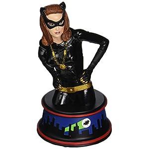 41AIDYDC7%2BL. SS300 Diamond Select Toys Batman 1966 Classic TV Series: Catwoman Resin Bust Statue