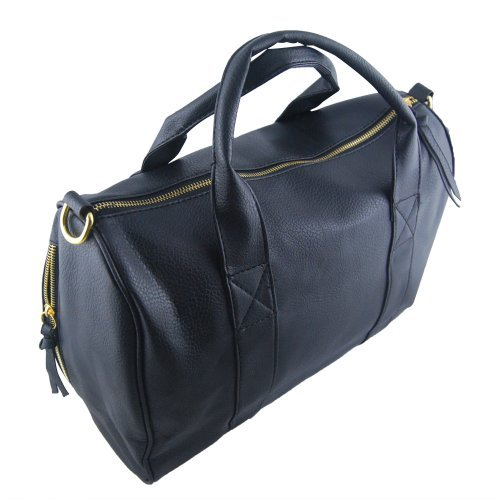 Hobo Costume Images (Excellent Stylish PU Leatherette Designer Inspired Shopper Hobo Tote Bag Handbag Carry Bag)