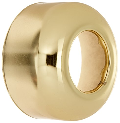 Jones Stephens E82150 Tubular Polished Brass Escutcheon Box by Jones Stephens Corporation