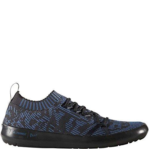 Adidas Outdoor Mens Terrex Barca Dlx Parley Core Blu, Nero, Legenda Blu