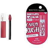Maybelline New York Super Stay Matte Ink Liquid Lipstick 5 ml