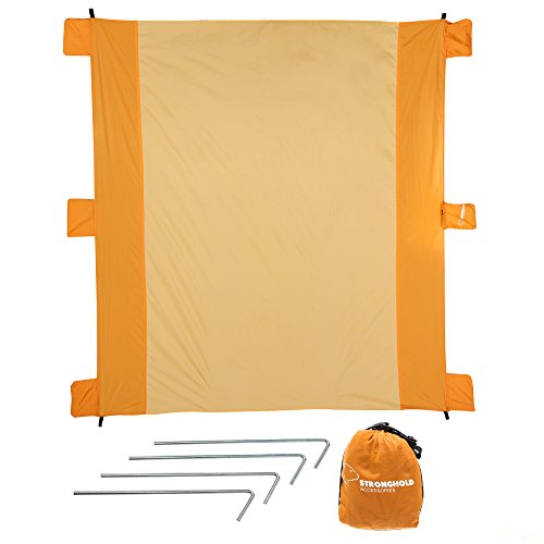 Outdoor Beach Blanket Pockets Parasheet product image