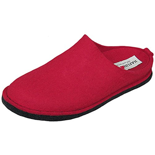 Hausschuhe 0 Soft Rot Unisex Flair 11 Haflinger 311010 nwzWOTqYS