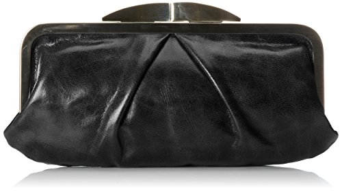 HOBO Vintage Hayley Clutch,Black,One Size